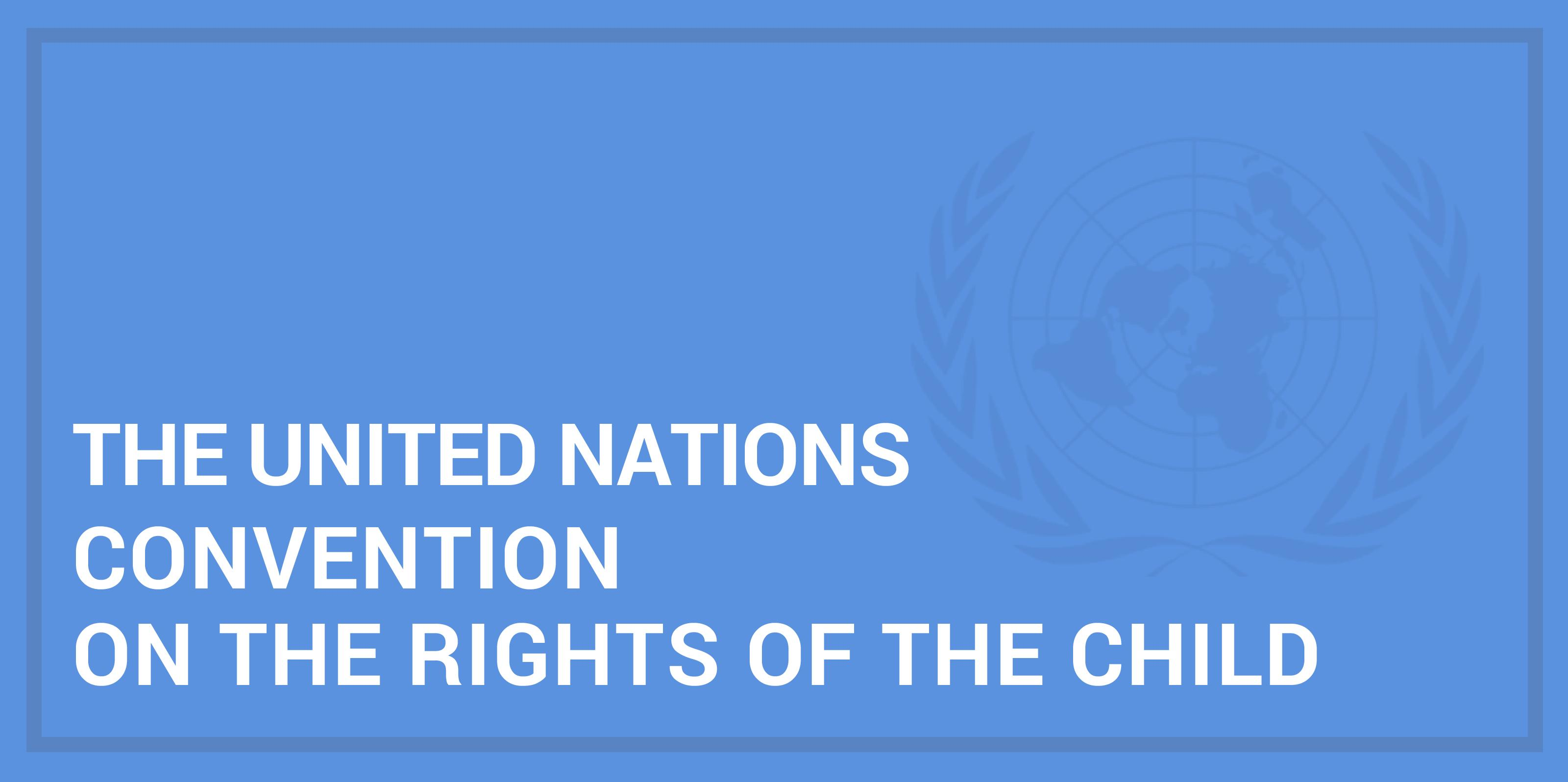 UNCRC (FULL TEXT) | Child Rights Coalition Asia