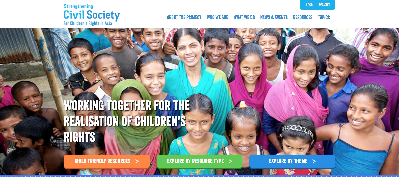 Plan International Asia Civil Society Regional Project